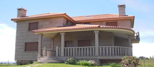 Construcciones y promociones en Negreira